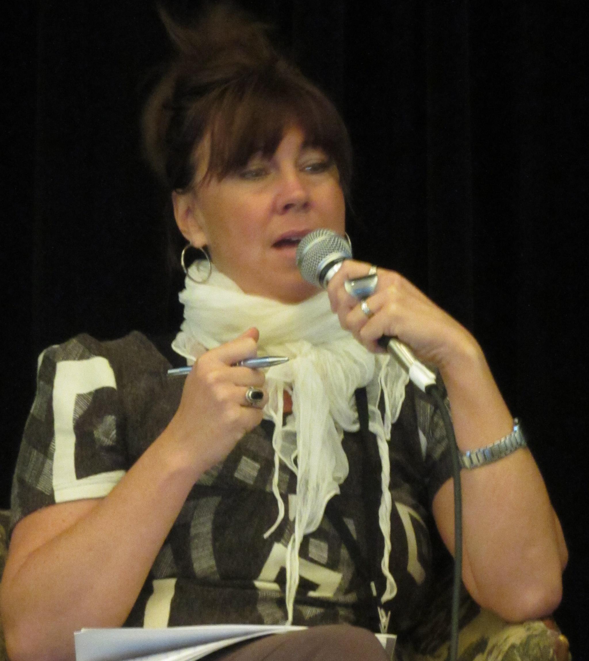 Caroline Arcand - Groupe Convex - Conférence nationale - Halifax