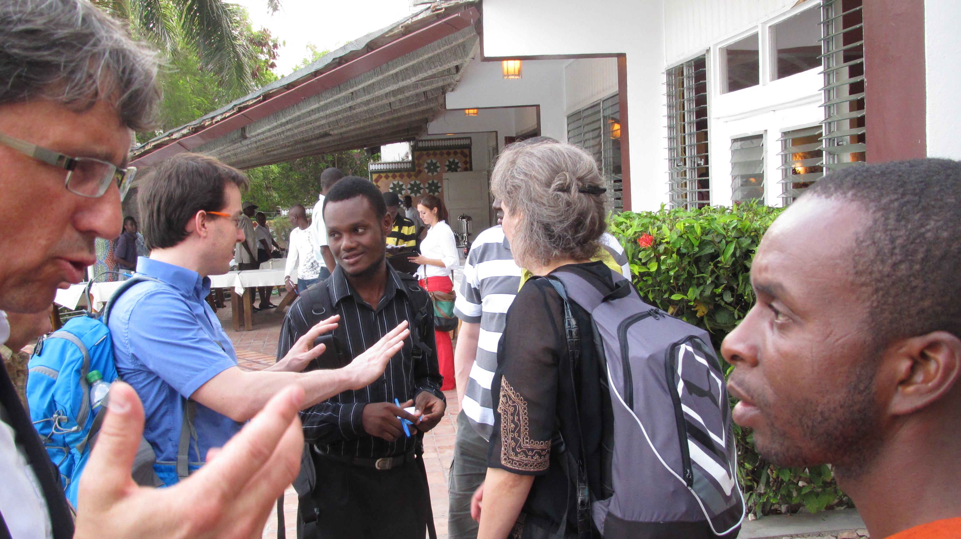 Séminaire en ÉSS Haiti