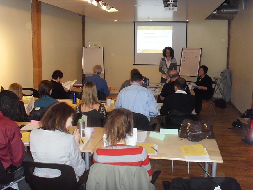 Formation en finance sociale